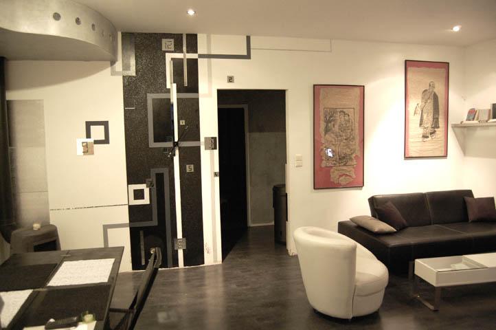 o r alisations design atelier mur 39 mur. Black Bedroom Furniture Sets. Home Design Ideas