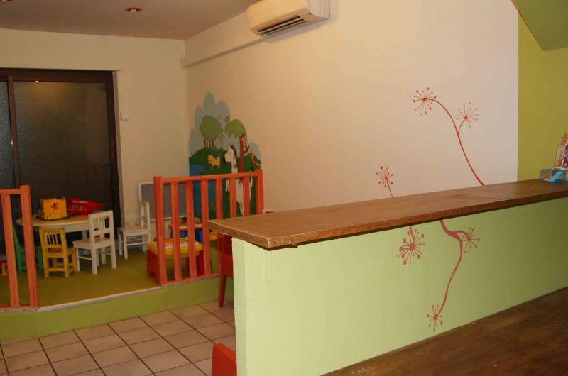 Un cabinet de pediatrie o l on se sent bien atelier - Ecole de decoration avignon ...