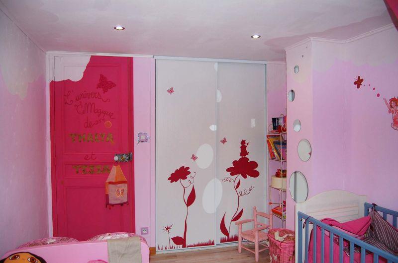 Atelier mur 39 mur - Decorer une porte de placard ...